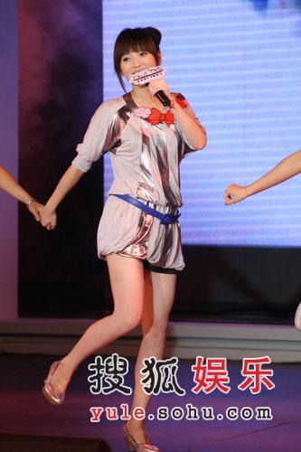 金莎演唱《大小姐》
