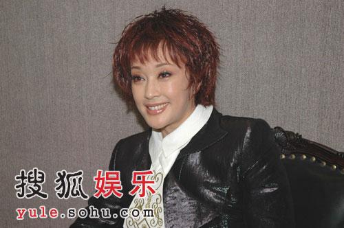 刘晓庆资料图片