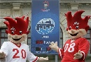 图文:08欧锦赛倒计时钟揭幕 来吧2008