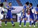 图文:[A3]申花3-0城南一和 谢晖庆祝
