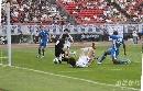 图文:[A3]申花3-0城南一和 里卡多破门瞬间