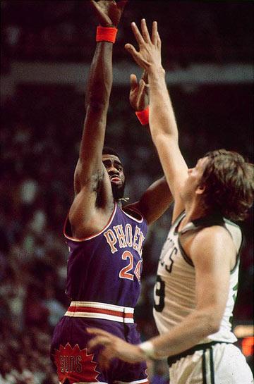 图文:[NBA]总决赛精彩瞬间 1976年总决赛第5场海尔德