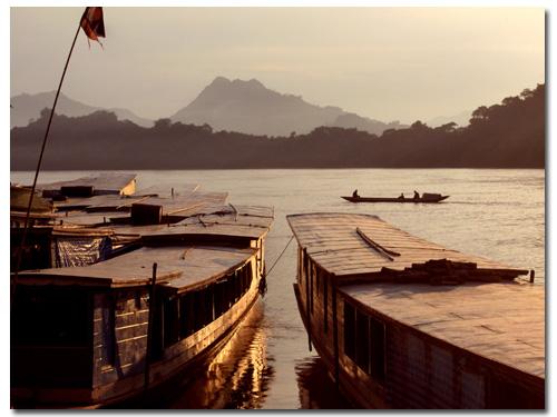 """国家地理摄影师HP""""傻瓜""""相机老挝游"""