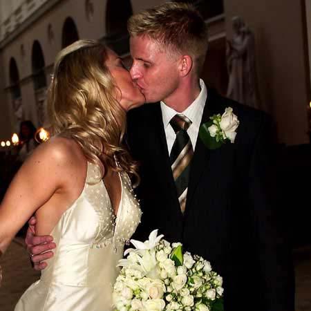 马尔廷结婚了,新郎不是盖德