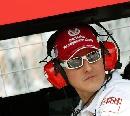 图文:[F1]加拿大站练习 舒马赫依然亲临赛场