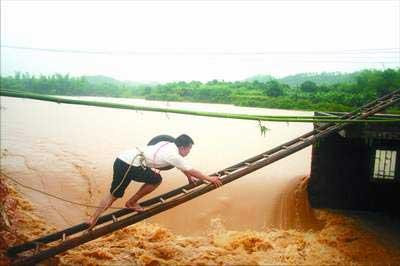南粤雨灾 主要灾情