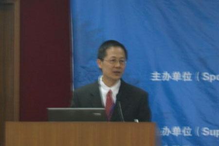 佛蒙特法学院中国项目主任杨泽铭