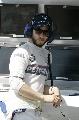 图文:[F1]加拿大站末次练习 场边的海德菲尔德