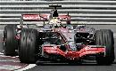 图文:[F1]加拿大站末次练习 汉密尔顿过弯