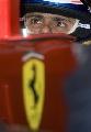 图文:[F1]加拿大站末次练习 马萨神情专注