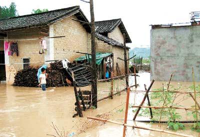 近期强降雨过程将持续防汛形势严