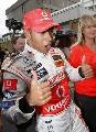 图文:[F1]加拿大站决赛 激动心情溢于言表