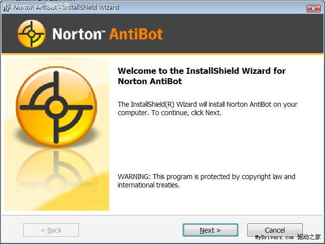 norton antibot 64 bit