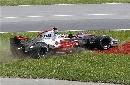图文:[F1]加拿大站决赛 阿隆索不下三次