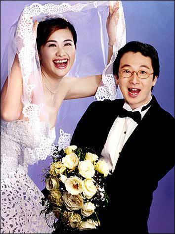 吴小莉和丈夫