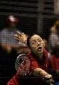 图文:苏迪曼杯第一比赛日诸强 新加坡李羽佳