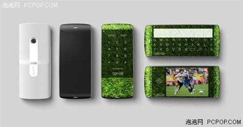 都是iPhone惹的祸!又见全屏幕概念机