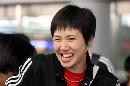 图文:瑞士精英赛女排凯旋 周苏红笑容满面