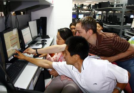 联想技术团队已经投入到奥组委集成实验室的工作中