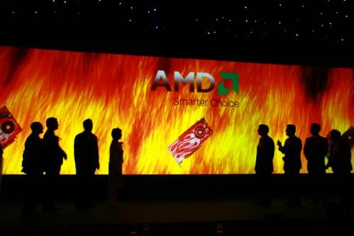 嘉宾为新一代图形显示技术揭幕