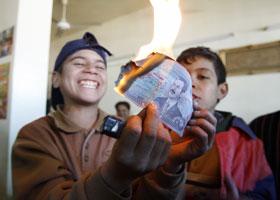 萨达姆时期货币被取代