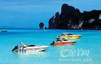 苏碧湾:我的悠然假期