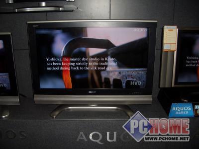 点击查看本文图片 夏普 LCD-37BX6 - 红火一片 夏普37BX6液晶电视再次降价