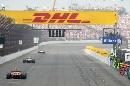 图文:[F1]美国大奖赛决赛 在直道上前行