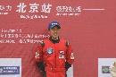 图文:[AGF]揭幕站决赛 朱戴维登上冠军领奖台