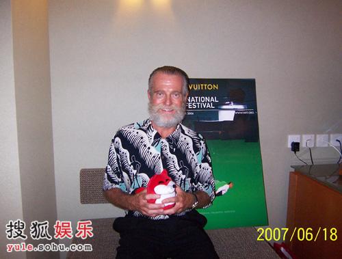 伯乐认为上海电影节非常棒