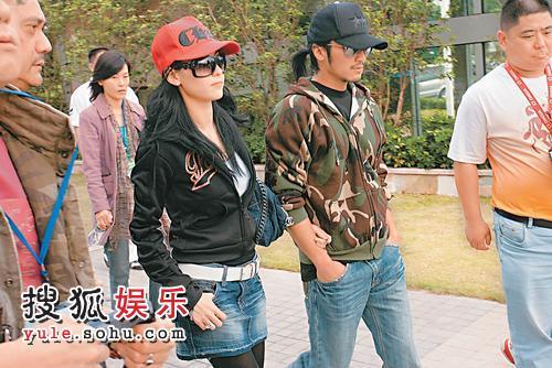 张柏芝被爆与中国星解约是因为陈岚反对她和霆锋结婚