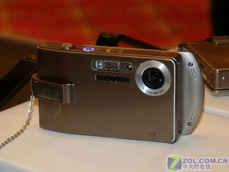 发力2007 三星数码相机春季新品发布