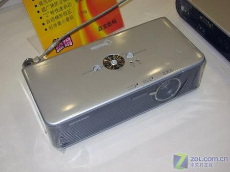 突破性改进 夏普XR-V2S新鲜上市(未完)