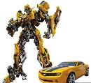 图:《变形金刚》人物汽车原型——大黄蜂
