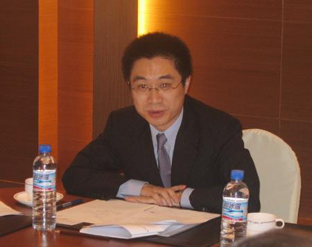麦肯锡全球资深董事、上海分公司董事长张曦轲