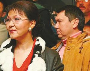 哈萨克斯坦总统长女 休夫图片