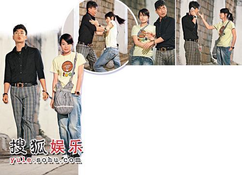 黄宗泽胡杏儿再次合作《我的野蛮奶奶2007》