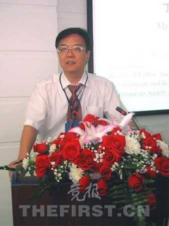 丁元竹(1962年 7月生,现任国家发展与改革委员会宏观经济研究院研究员,北京大学志愿服务与福利研究中心主任、教授,《志愿服务论坛》主编