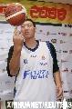 图文:[篮球]孙明明加盟墨西哥球队 大秀球技
