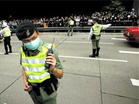 2003年4月,SARS依旧肆虐香港