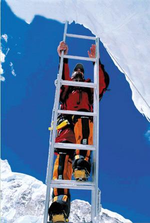 登珠峰:65000美元的奢侈冒险