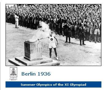 1936年柏林奥运会弗里茨