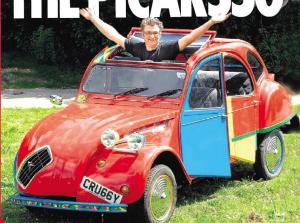 毕加索汽车高清图片