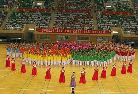 大合唱《微笑北京》