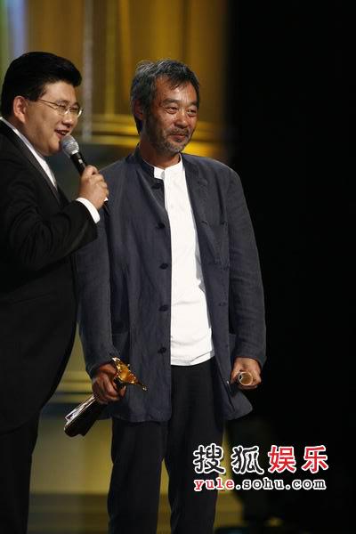 田壮壮获得最佳导演大奖