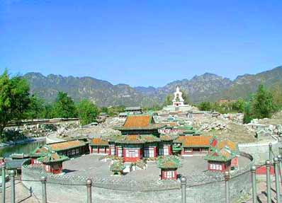 老北京的怀古情思集于一园