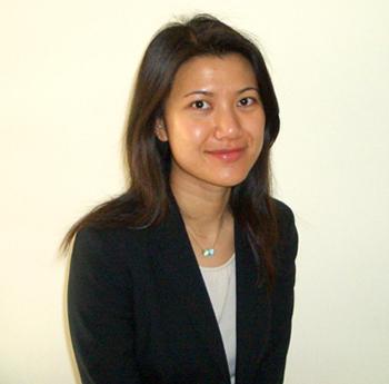 香港大学中午事务副总监 黎慧霞
