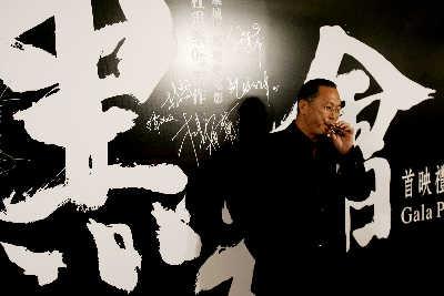 香港影坛的大佬杜琪峰