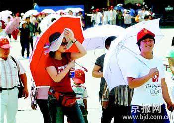 北京今年高温日数比常年多