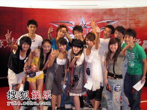 北京12强